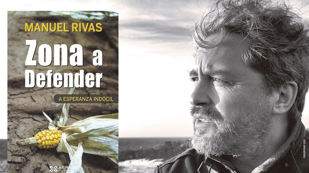 """Manuel Rivas defiende la """"utopía razonable"""" de una sociedad más justa en su nuevo libro"""