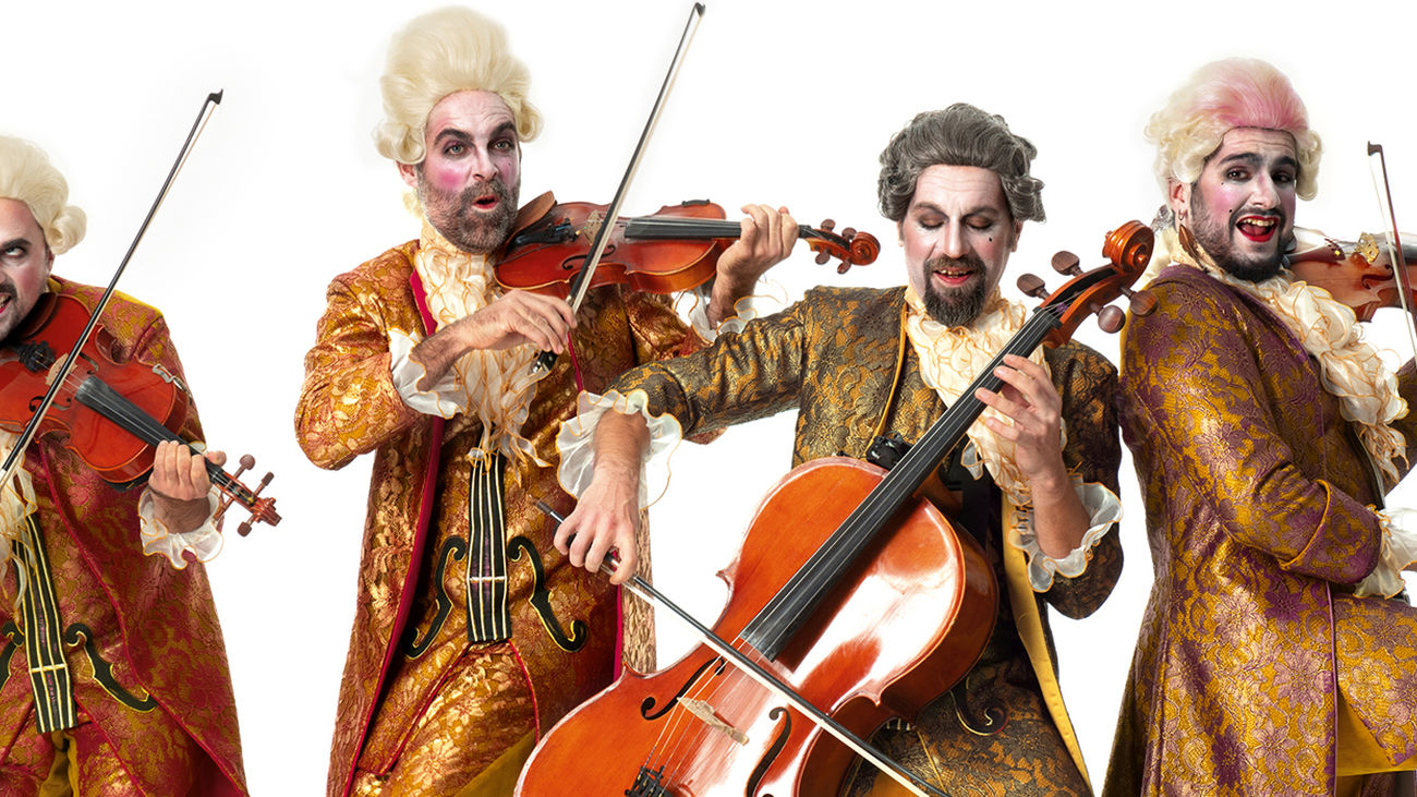 El Teatro Municipal de Torrejón continúa  este fin de semana con 'Maestrissimo' y 'Carmen de Mérimée'