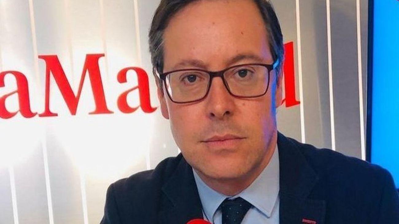 Alfonso Serrano, portavoz del Partido Popular en la Asamblea de Madrid