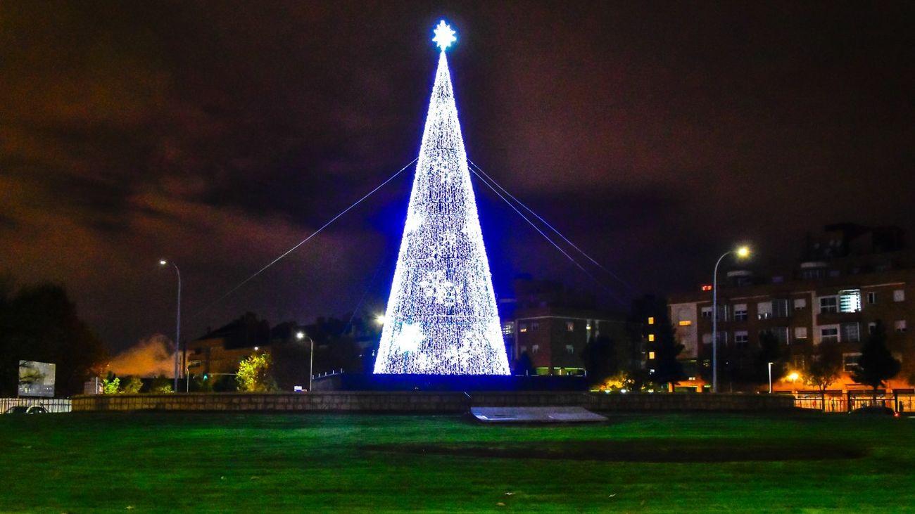 Torrejón encenderá sus luces de Navidad el viernes 27 de noviembre