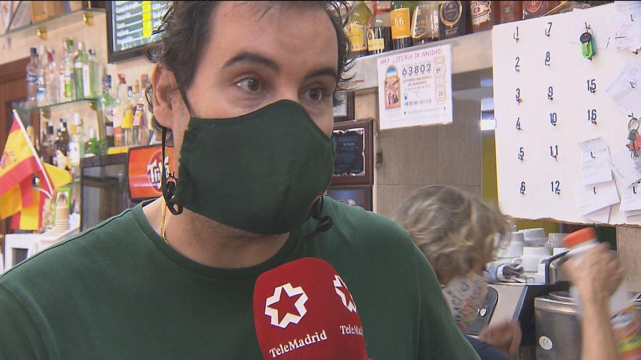 ¿Prohibirías hablar sobre el coronavirus en un bar?