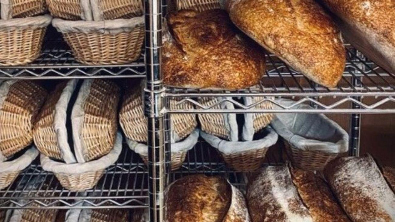 La hogaza de Cientotreinta, el mejor pan de Madrid