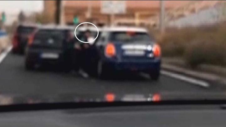 Una discusión de tráfico en Madrid que acabó con varias puñaladas y con la detención de 'el Gordo Maya'