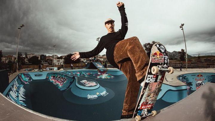 """Danny León espera estar en Tokio 2021: """"El skate es mi vida, mi pasión"""""""
