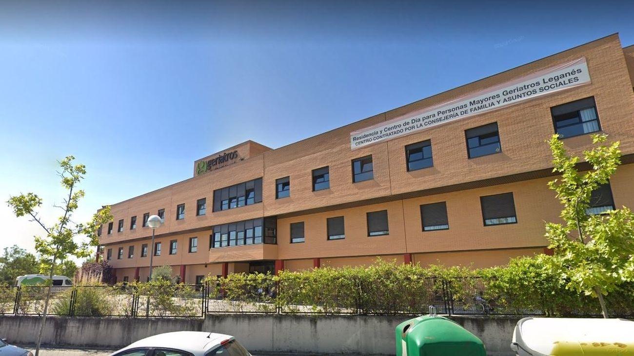 Residencia DomusVi de Leganés