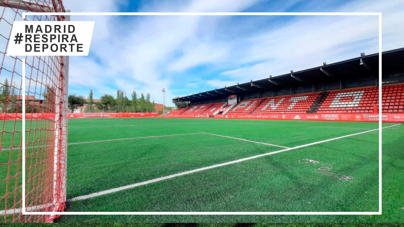 Estadio del Atlético de Pinto