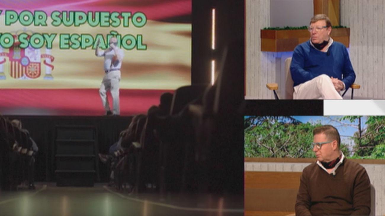 """Los Morancos estrenan 'El Desfase': """"Jamás queremos ser hirientes con nadie, no hay humor si no te ríes de ti mismo"""""""