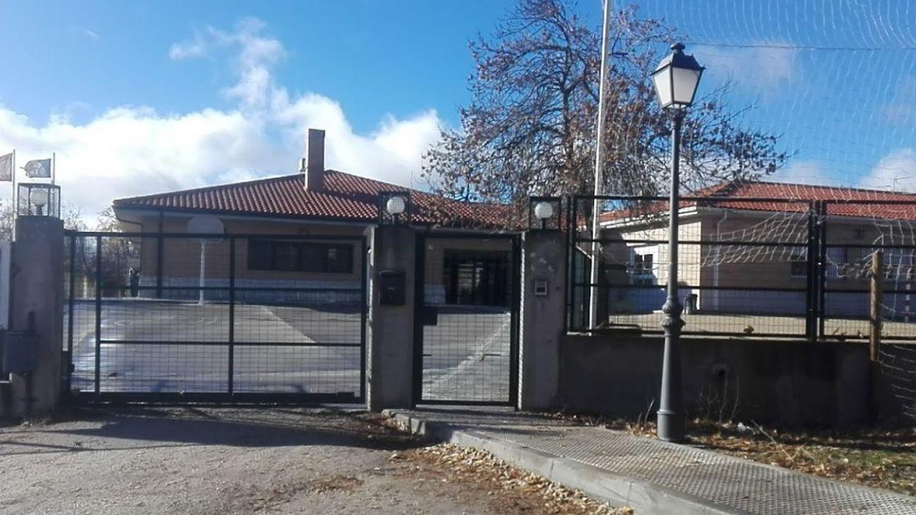 Un colegio de Mataelpino, en El Boalo, el primero de Madrid que cierra por coronavirus