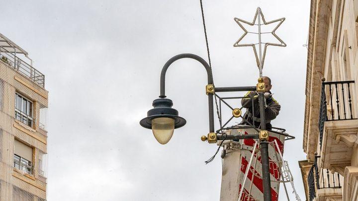 Alcorcón destinará 163.000 euros a las luces navideñas