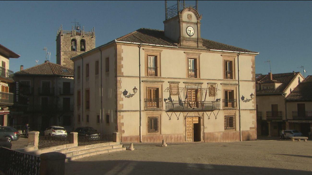 Riaza, localidad fantasma, echa de menos a los turistas madrileños
