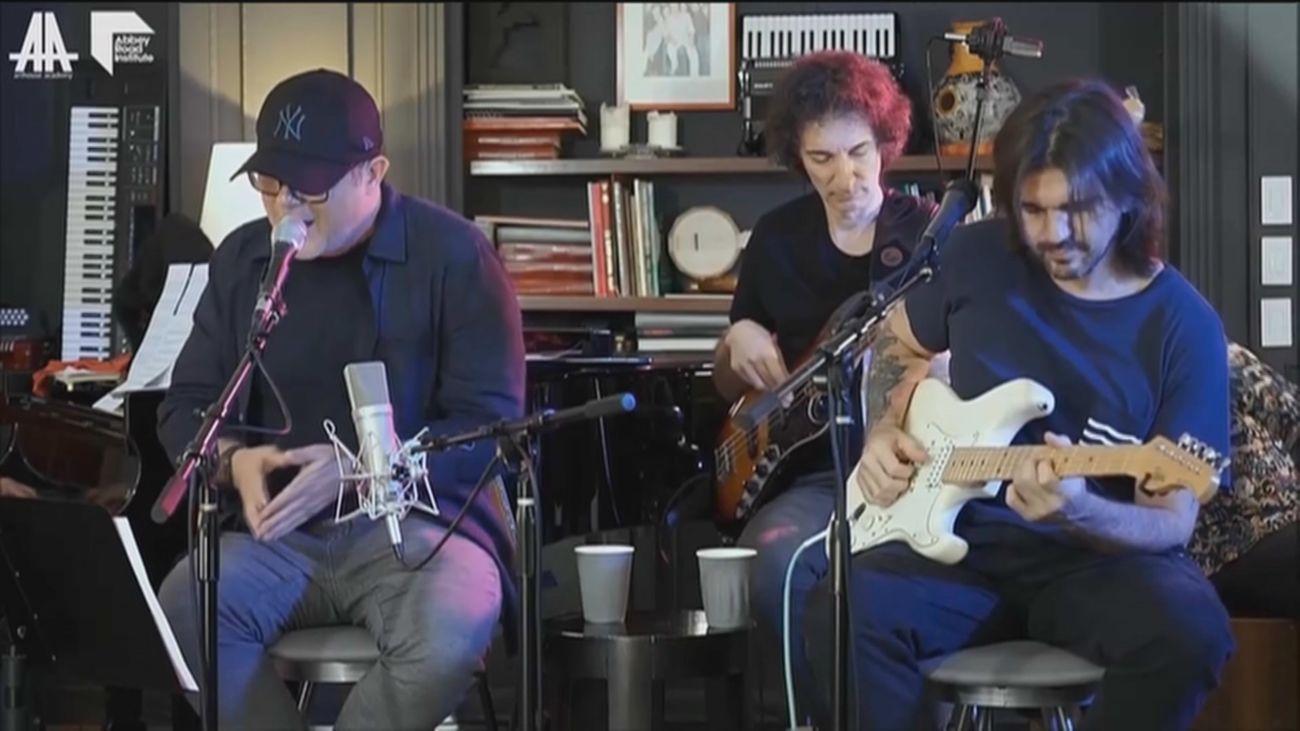 'Contigo' de Alejandro Sanz, grabación del año en los Grammy Latinos