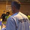 Así motiva Juárez a sus jugadores del Fuenlabrada de basket