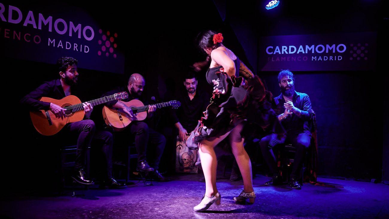 El Tablao flamenco 'El Cardamomo' reabre sus puertas en Madrid