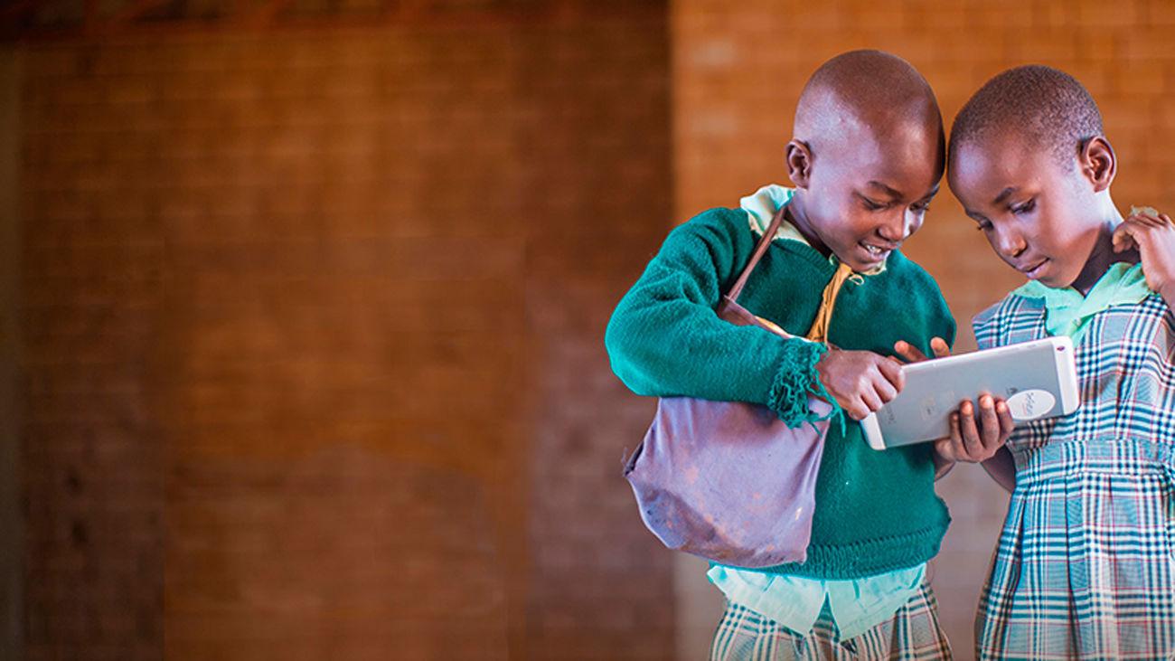 El proyecto de educación digital que ha permitido a 5 millones de niños seguir el curso durante el confinamiento