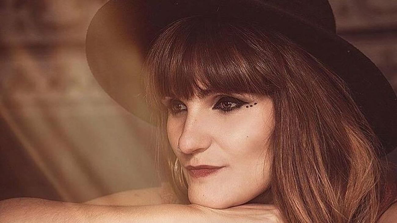 """Rozalén en concierto: """"Es un privilegio cantar en un teatro"""""""