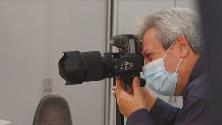 Joaquín Cortes, el fotógrafo del Reina Sofía