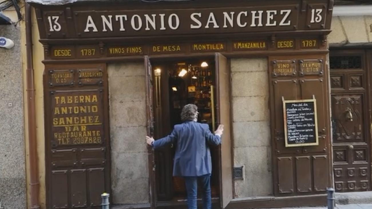 La taberna más antigua de Madrid vuelve a abrir sus puertas