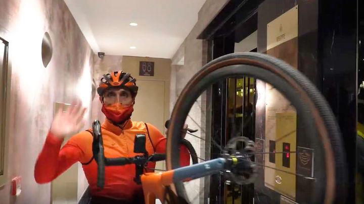 El hotel de Madrid que se hace 'amigo de las bicis'
