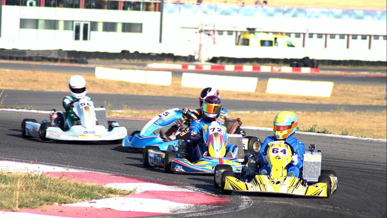El Campeonato Madrileño de Karting se desplaza a Tarancón