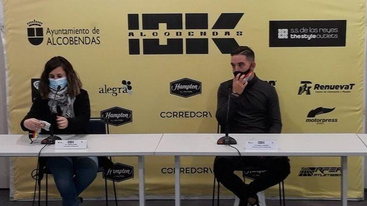 Rubén Tenorio y las claves de los 10k de Alcobendas