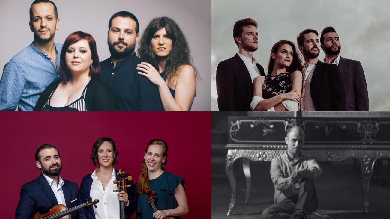 La música y el otoño se dan la mano en el festival Música Antigua Aranjuez