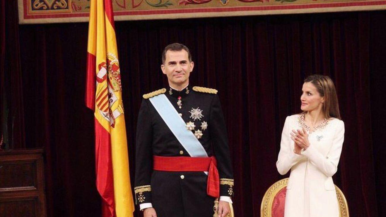 """Casado celebra los 45 años de la """"restauración de la monarquía"""""""