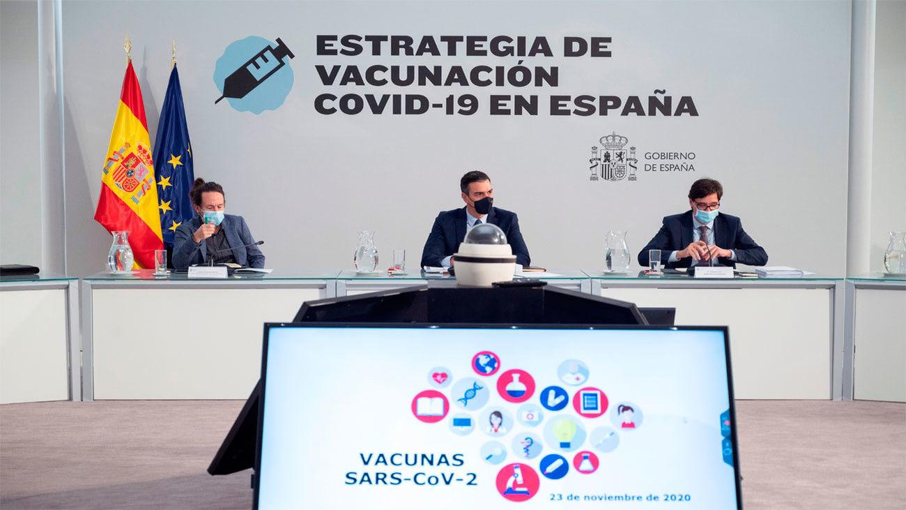 España contará con 140 millones de dosis de vacunaspara inmunizar a toda la población