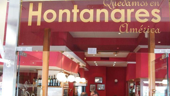 Hontanares, en avenida de América, otra cafetería mítica que cierra en Madrid