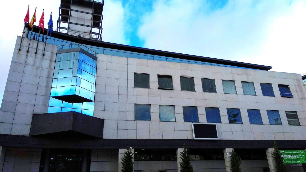 Edificio del Ayuntamiento de Getafe