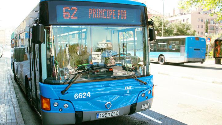 Madrid capital dejará permanentes los 45 kilómetros de carril bus puestos en verano de forma provisional