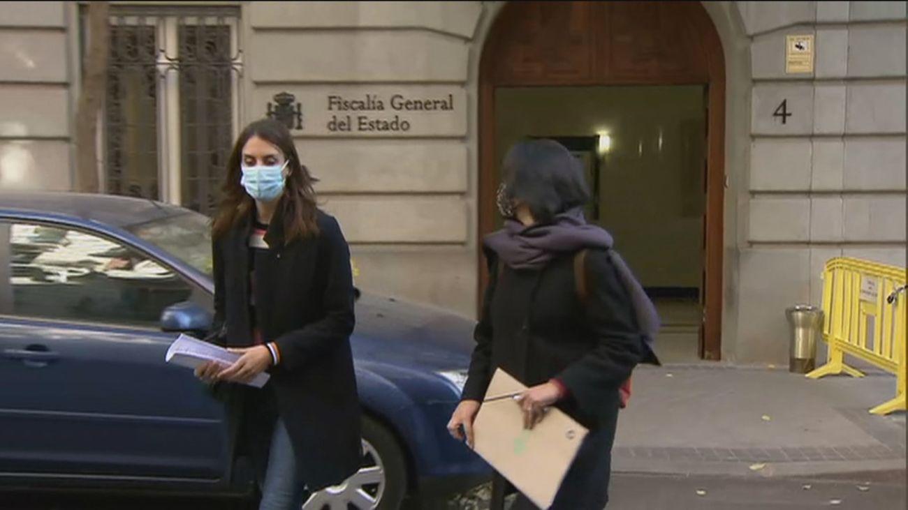 Más Madrid lleva a la Fiscalía a Ortega Smith, de Vox, por un presunto delito de odio