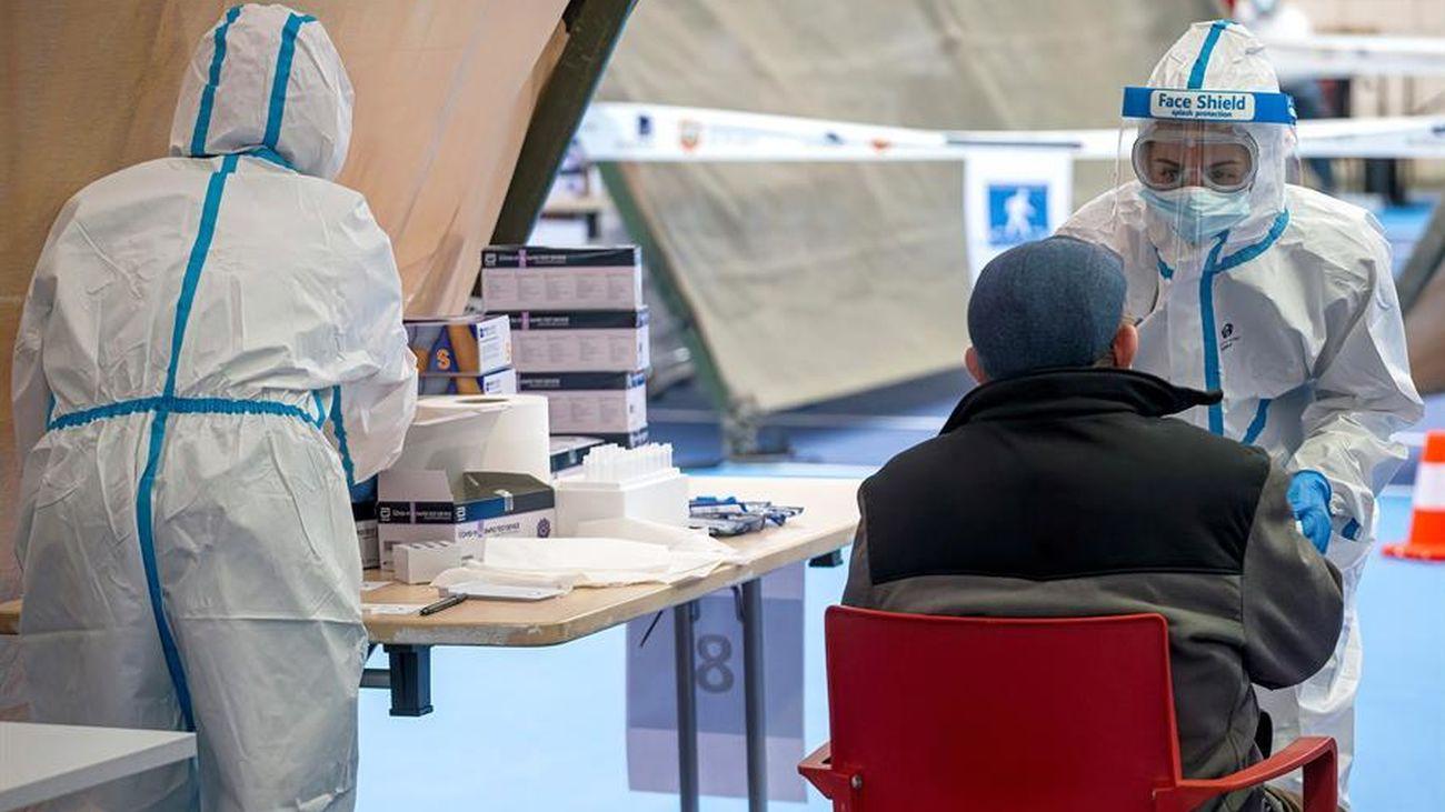 Los tests de antígenos, cada vez más comunes para detectar casos de coronavirus