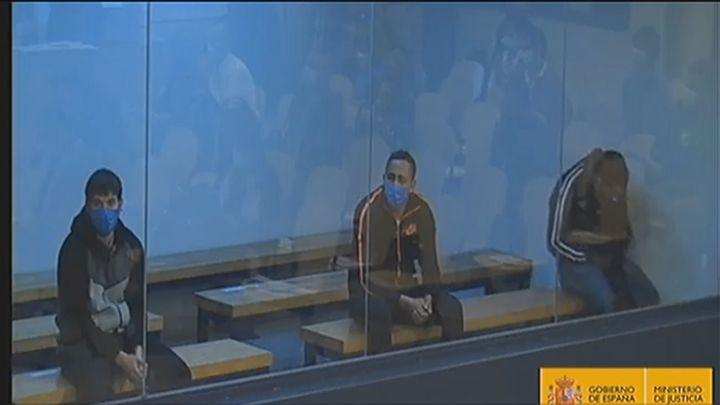 Dos Mossos narran al tribunal cómo abatieron al autor del atentado de Barcelona