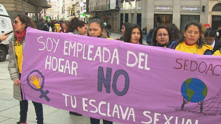 Empleadas del hogar en España, el esclavismo del siglo XXI