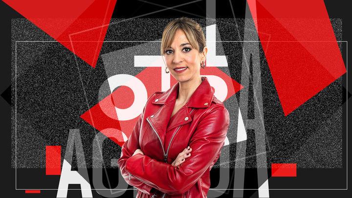 Rebeca Marín presenta La Otra Agenda