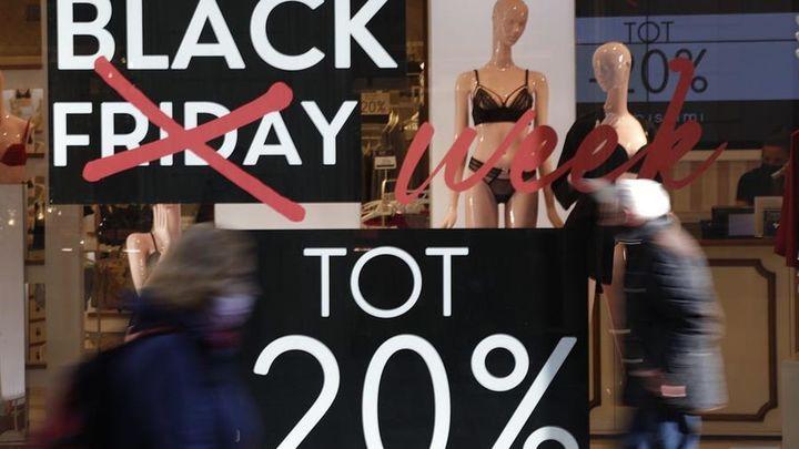 El Black Friday llega este año a más productos y sectores que de costumbre