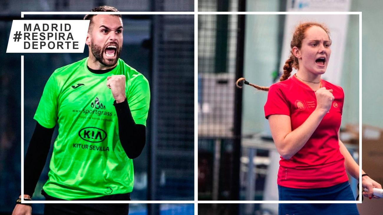 El Campeonato de España de Pádel ya tiene las 16 parejas en busca del asalto definitivo