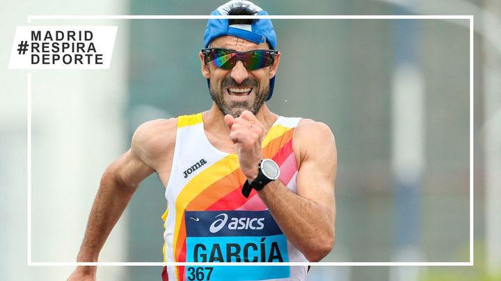 El madrileño García Bragado planea la retirada, pero después de sus octavos Juegos