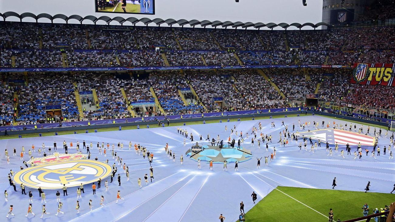 San Siro, inabordable para el Real Madrid salvo en la Undécima