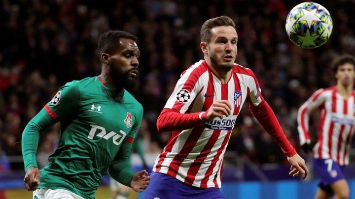El Atlético busca ante el Lokomotiv su clasificación para los octavos de final