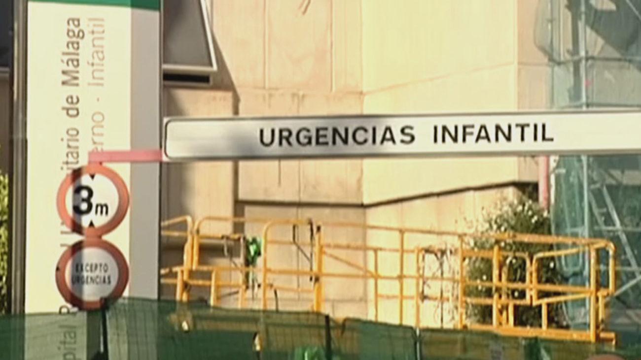 Detienen a una mujer por la muerte de su bebé de 18 meses en Málaga