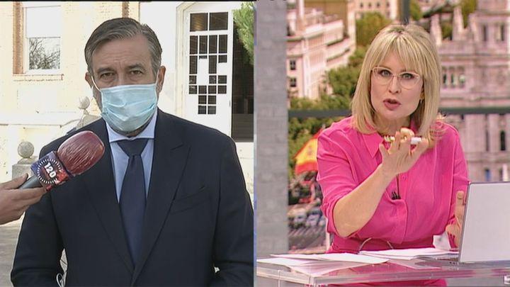 """Enrique López: """"Trabajamos en un plan de vacunación coherente con el del Gobierno"""""""