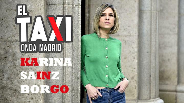 El Taxi de Karina Sainz Borgo