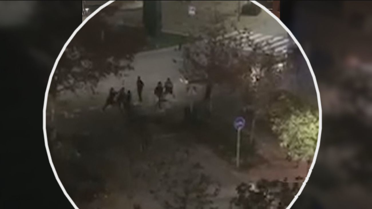 Identificados tres menores en las peleas de Torrejón de Ardoz