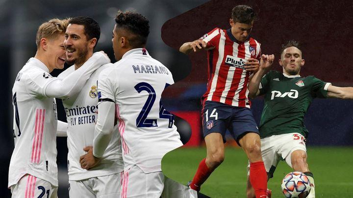 La noche de Champions de Onda Madrid 25.11.2020