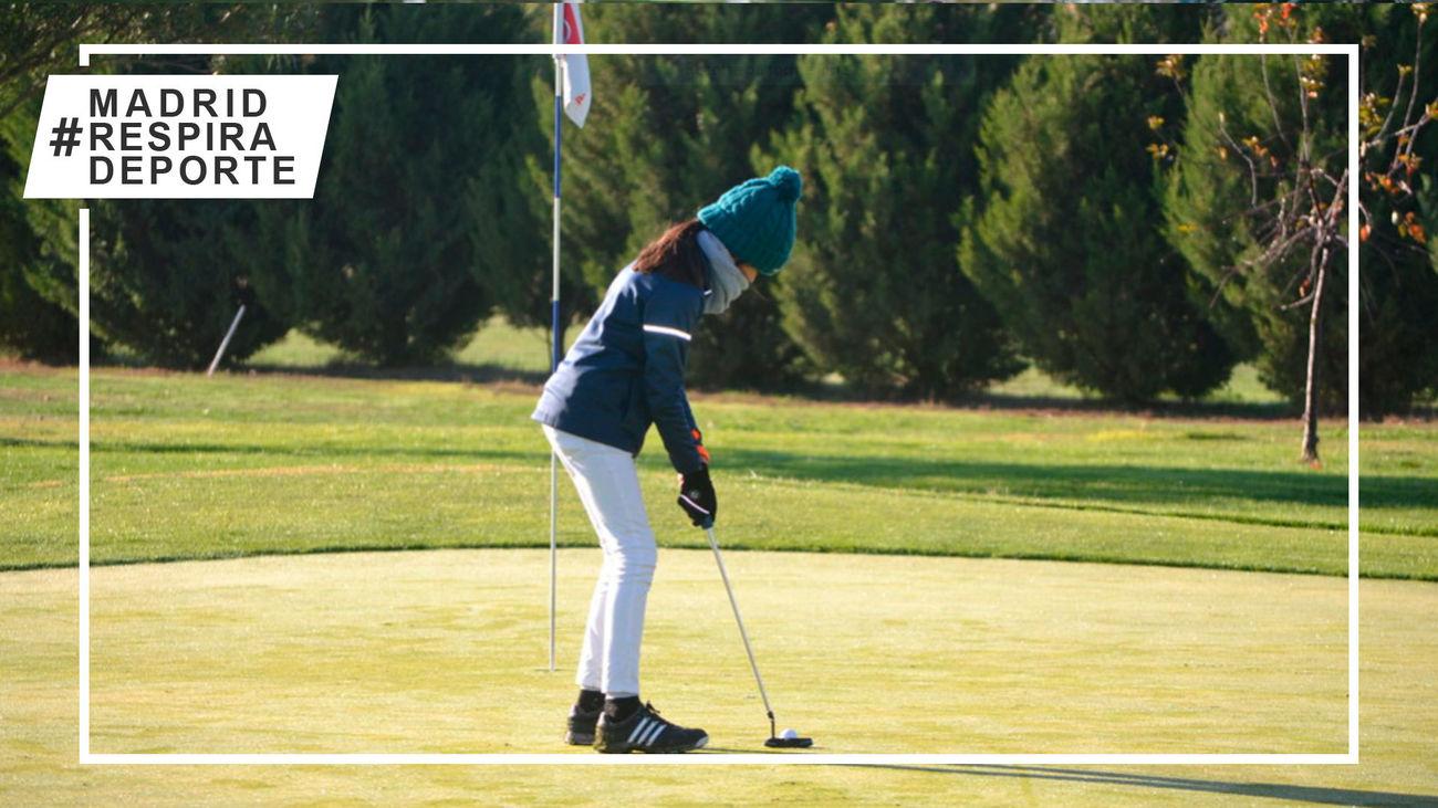 Los más pequeños del golf madrileño se midieron en Aranjuez