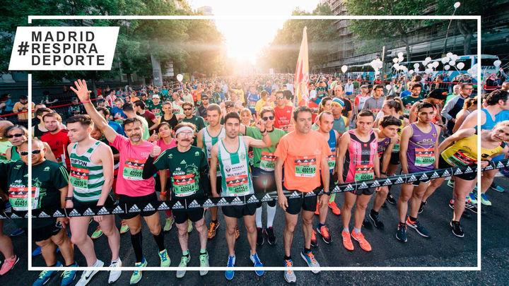 El Maratón de Madrid inicia su cuenta atrás con la apertura de inscripciones