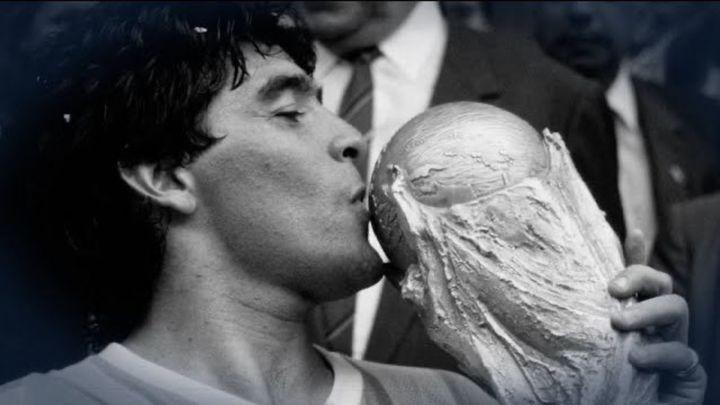 Maradona, adiós al mejor jugador de todos los tiempos