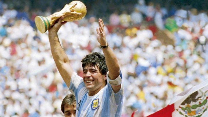 Ha muerto Diego Maradona