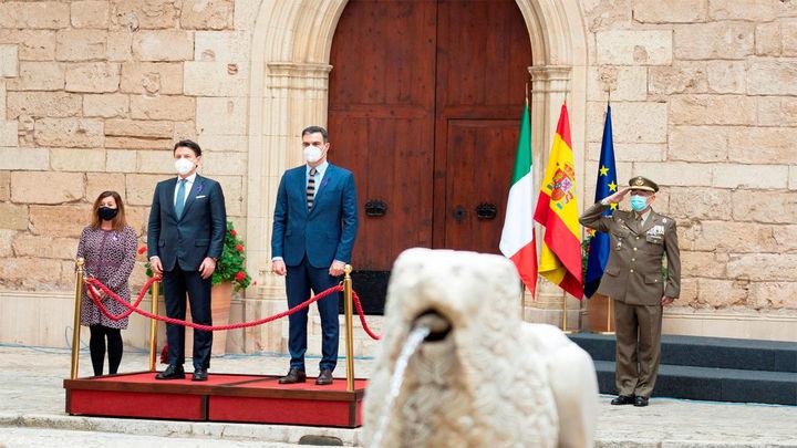 """España, Italia y los países del sur avisan de que """"no pueden hacer frente a la presión migratoria de toda la UE"""""""